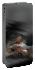 Yorkie Joy Painting Portable Battery Charger