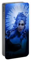 Gorgon Blue Portable Battery Charger