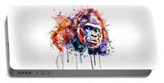 Gorilla Portable Battery Charger by Marian Voicu