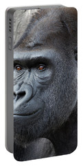 Gorillas In The Mist Portable Battery Charger