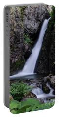 Goritsa Waterfalls-2211 Portable Battery Charger