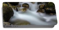 Goritsa Waterfalls-rapids 2226 Portable Battery Charger