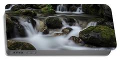 Goritsa Waterfalls-rapids 2231 Portable Battery Charger