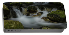 Goritsa Waterfalls-rapids 2235 Portable Battery Charger