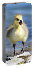 Gosling Chatter Portable Battery Charger