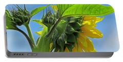 Gospel Flat Sunflower #2 Portable Battery Charger