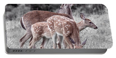 Humor Got Some Doe And Two Bucks Portable Battery Charger