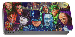 Gotham City Portable Battery Charger