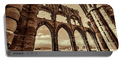 Portable Battery Charger featuring the photograph Gothic Dreams by Anthony Baatz