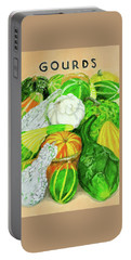 Gourd Seed Packet Portable Battery Charger