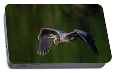 Graceful Flight Portable Battery Charger by Everet Regal