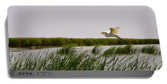 Graceful Flight Portable Battery Charger