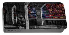 Graffiti Galore 2 Portable Battery Charger