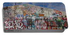 Graffiti Wall Portable Battery Charger