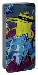 Graffiti_10 Portable Battery Charger