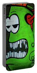 Graffiti_12 Portable Battery Charger
