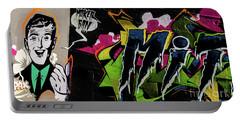 Graffiti_19 Portable Battery Charger