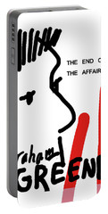 Graham Greene End Of Affair  Portable Battery Charger
