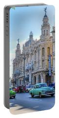Gran Teatro De La Habana Portable Battery Charger