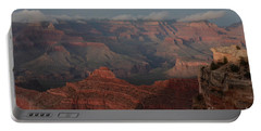 Portable Battery Charger featuring the photograph Grand Canyon 1 by Debby Pueschel