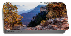 Grand Canyon 26 Portable Battery Charger by Donna Corless