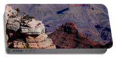 Grand Canyon 3 Portable Battery Charger by Donna Corless