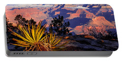 Portable Battery Charger featuring the photograph Grand Canyon 31 by Donna Corless