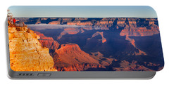 Grand Canyon 35 Portable Battery Charger by Donna Corless