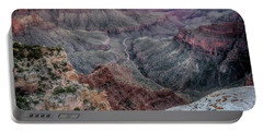 Grand Canyon And Colorado River 7r2_dsc1782_08132017 Portable Battery Charger