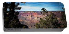 Portable Battery Charger featuring the photograph Grand Canyon, Arizona Usa by James Bethanis