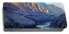 Grand Canyon Dawns Portable Battery Charger
