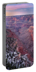 Grand Canyon Dusk 1 Portable Battery Charger by Greg Nyquist