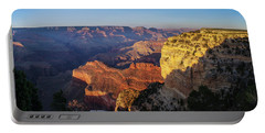 Grand Canyon Evening Portable Battery Charger