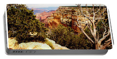 Grand Canyon National Park, Arizona Portable Battery Charger by A Gurmankin