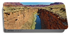 Grand Canyon National Park Colorado River Portable Battery Charger
