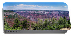 Grand Canyon North Rim View Portable Battery Charger