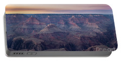 Grand Canyon Sunset Portable Battery Charger by JR Photography