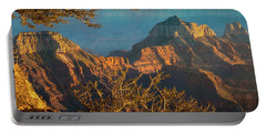 Grand Canyon Sunset Panorama Portable Battery Charger