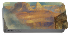 Grand Canyon Portable Battery Charger by Thomas Moran