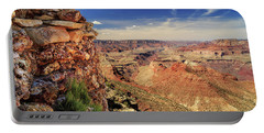 Grand Canyon Wall Portable Battery Charger