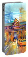 Grand Central Before Six, Driver Portable Battery Charger