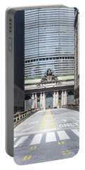 Grand Central Station In New York City Portable Battery Charger