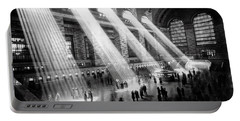 Grand Central Station New York City Portable Battery Charger by Jon Neidert