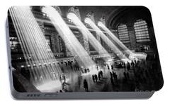 Grand Central Station New York City Portable Battery Charger by Jon Neidert