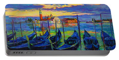 Grand Finale In Venice Portable Battery Charger