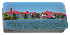 Grand Floridian Resort And Spa Mp Portable Battery Charger