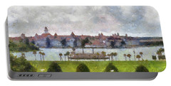 Grand Floridian Resort Disney World Pm Portable Battery Charger