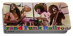 Grand Funk Railroad Portable Battery Charger