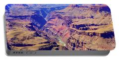Grand Haze Canyon Portable Battery Charger