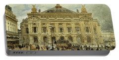 Grand Opera House, Paris Portable Battery Charger